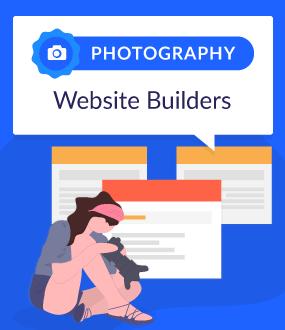 Photography Website Builders - Comparison Chart (Sept 19)