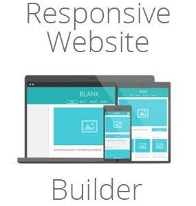 how to make a responsive website builder