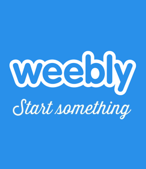 Weebly Website builder  retail store