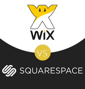Wix vs Squarespace