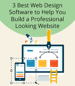 3 Web Design Software To Easily Help You Build An Awesome Website