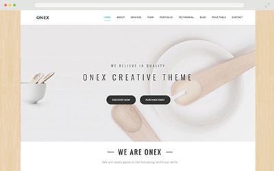 website template design - boxed width