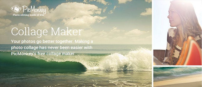 free online image editor - picmonkey