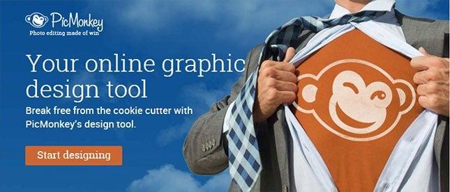 online image editor - picmonkey
