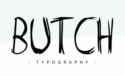 stylized-font-design