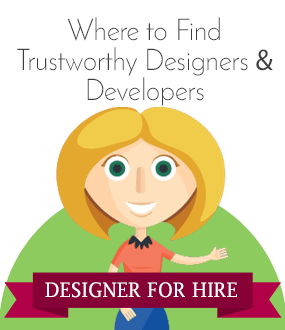 where to find freelance web designers and developers