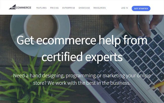 where to find freelance designers bigcommerce experts