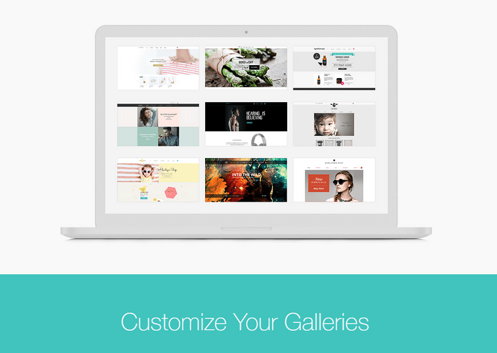 wix ecommerce features designs