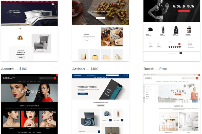 volusion review ecommerce templates
