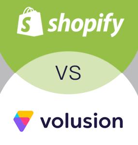 shopify vs volusion ecommerce