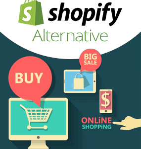 shopify alternatives ecommerce