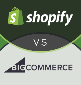 shopify vs bigcommerce review