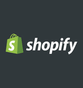 shopify logo ecommerce website builder review