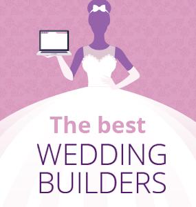 best wedding website builders