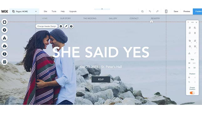Best 6 Wedding Website Builders (For A Stress Free Big Day) | May 19