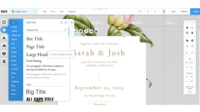 Best 6 Wedding Website Builders (For A Stress Free Big Day) | July 19