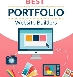 5 Best Portfolio Website Builders - Comparison Chart (Sept 19)