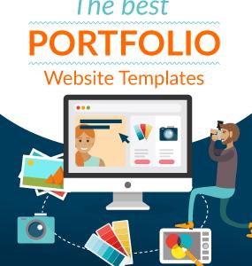 best personal portfolio website templates