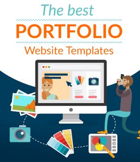 Best Portfolio Website Templates (To Save You Time & Money