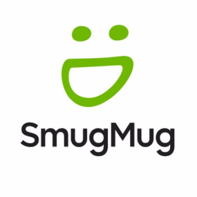 smugmug website review logo