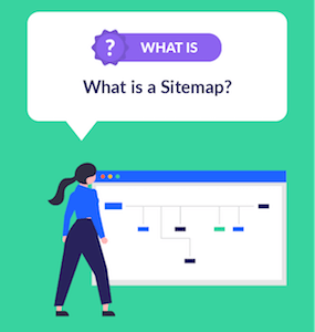 What is a Sitemap featured image