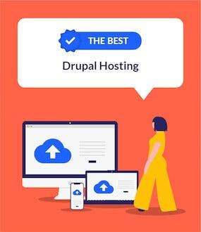 Best Drupal Hosting featured image