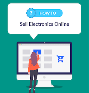 How to Sell Electronics Online featured image