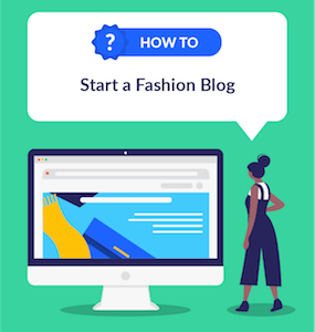 How to Start a Fashion Blog featured image