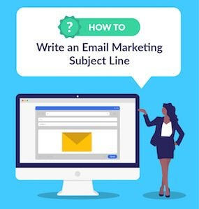 How to Write an Email Marketing Subject Line featured image