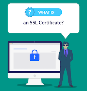 What is an SSL Certificate featured image