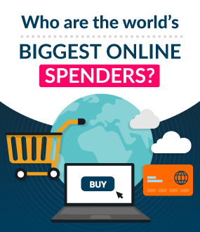 worlds biggest online spenders