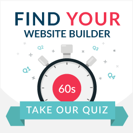 website builder quiz