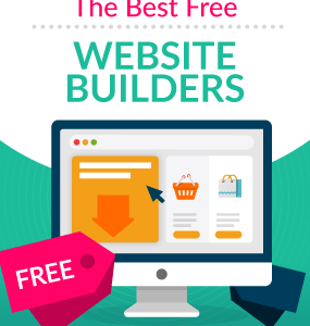 best free website builders featured image
