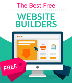 free website builder with custom domain