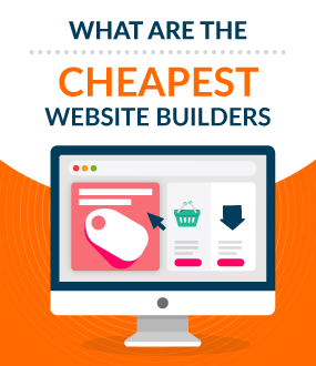 14 Cheap Website Builders | Get Online From Just $3/month