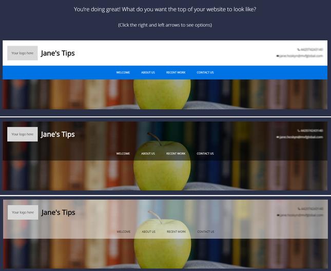 webcom templates themes design