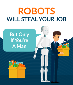 robots stealing jobs worldwide
