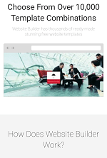 Website Builder.com Choose Templates-min