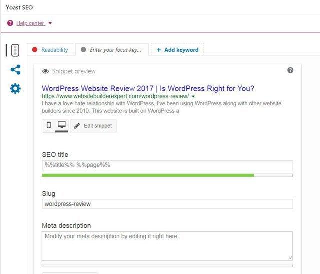 yoast wordpress review