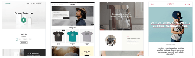 Shopify themes and templates