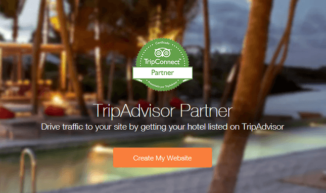 building a hotel website trip advisor integration