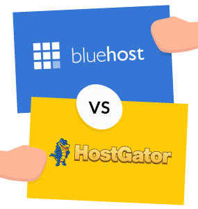 bluehost vs hostgator review