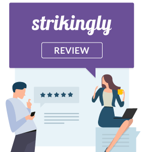 strikingly review featured image