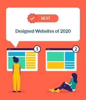 best designed websites