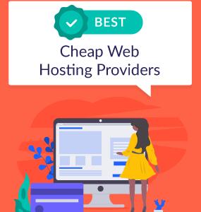 best cheap web hosting providers
