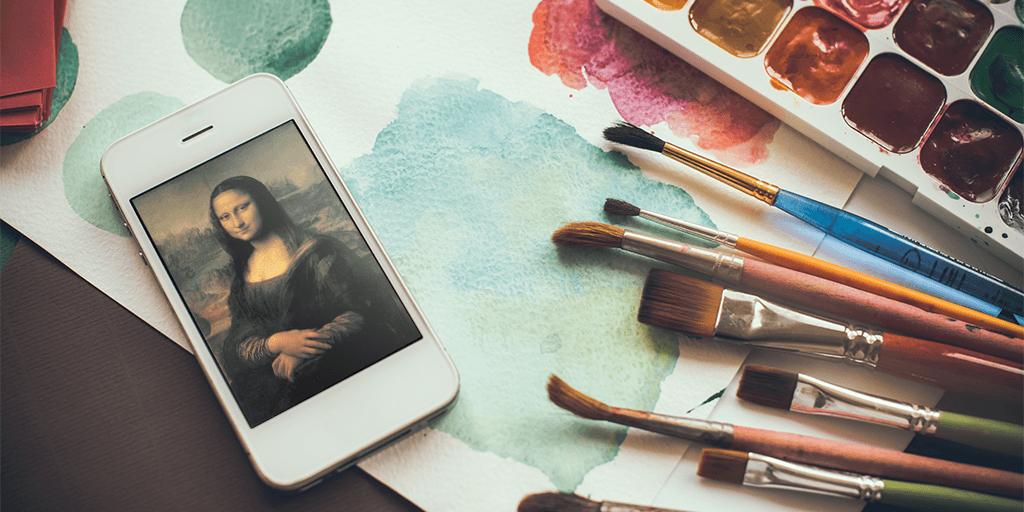 internet breaking artistic barriers