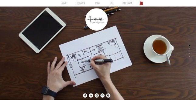 leandro pedretti website header