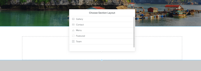 how to use weebly choose new layout
