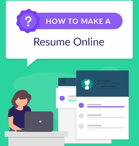 featured image how to make an online resume