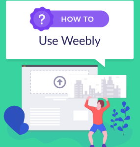 how to use weebly featured image